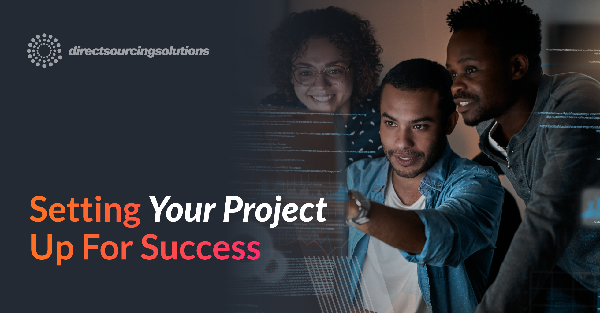Setting your project up for success